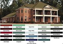 White House · Dark Siding · Brick House