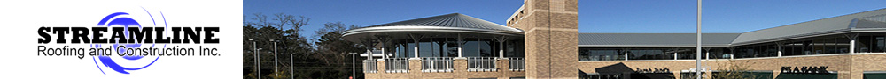 Streamline Roofing Metal Roof Construction and Architectural Details