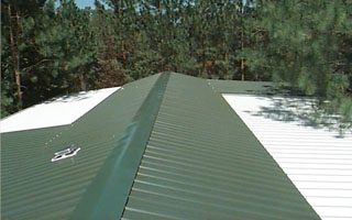 Mobile Home Roofing Installation Photo Gallery | Mobile Home