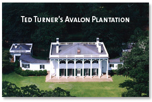 Ted Turner Avalon Plantation